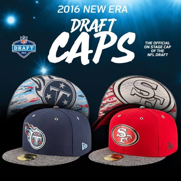 2016 NFL Draft Hats Have Arrived - NFL Draft Caps 55164fac8c3