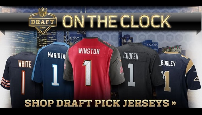nfl draft jerseys