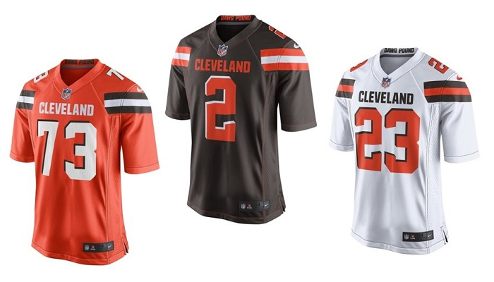Cleveland Browns NFL Jerseys